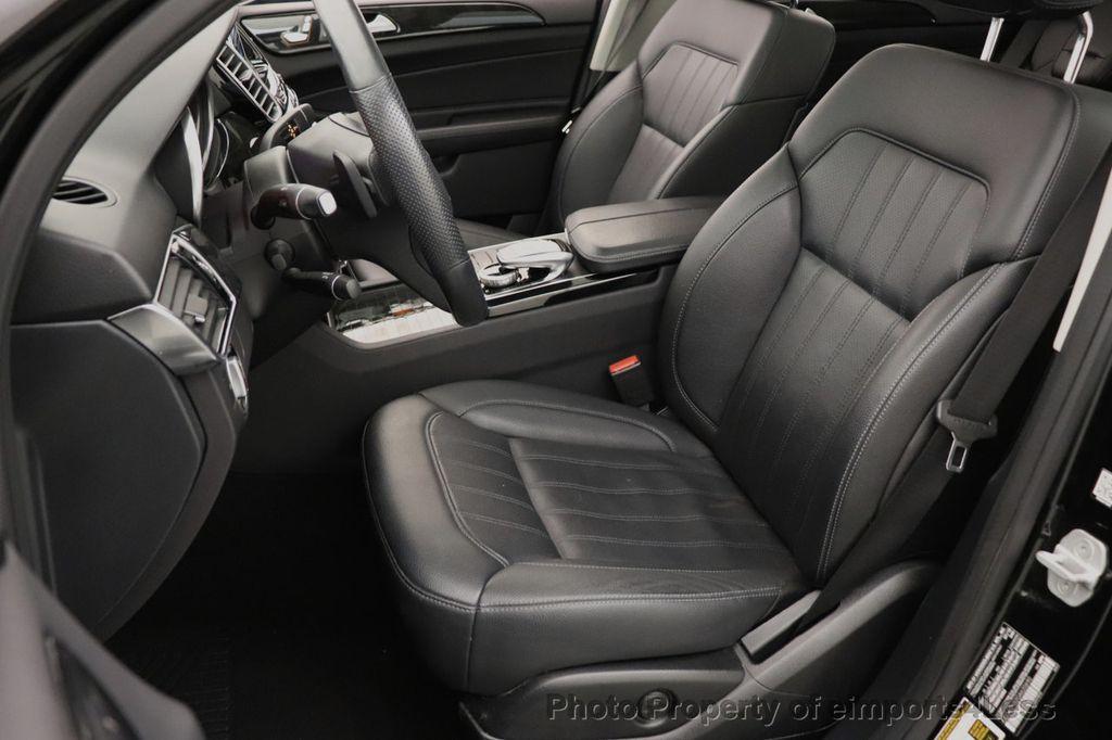 2016 Mercedes-Benz GLE CERTIFIED GLE350 4MATIC PREMIUM BLIS NAV CAM PANO - 18545383 - 31