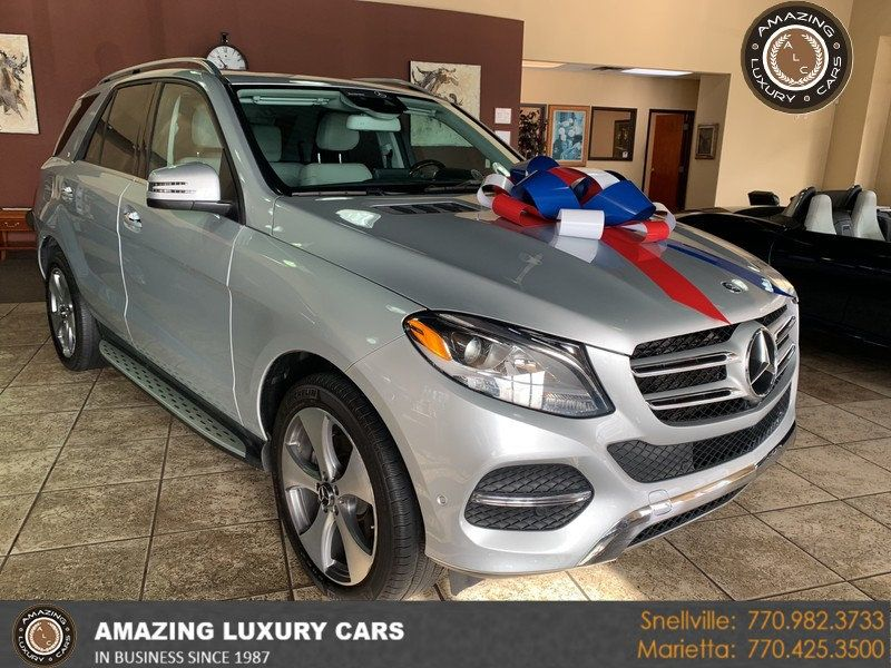 2016 Mercedes-Benz GLE RWD 4dr GLE 350 - 19607842 - 0