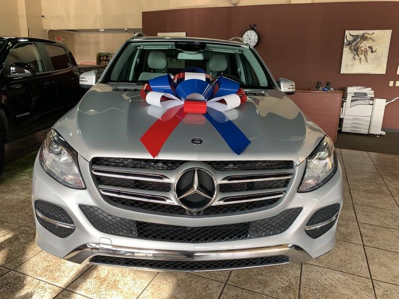 2016 Mercedes-Benz GLE RWD 4dr GLE 350 - 19607842 - 2
