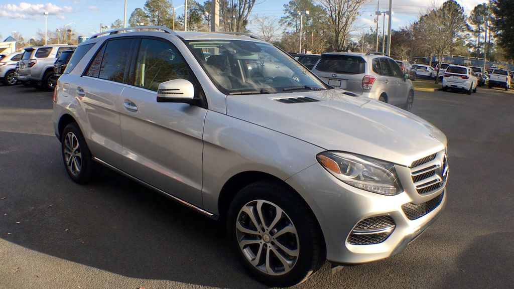 2016 Mercedes-Benz GLE RWD 4dr GLE 350 - 18596173 - 0
