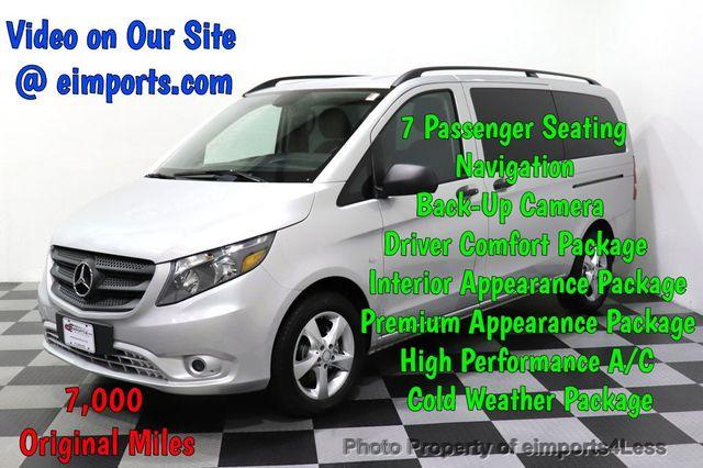 2016 Used Mercedes Benz Metris Passenger Van Certified Metris 7 Passenger Nav Cam Bluetooth At Eimports4less Serving Doylestown Bucks County Pa Iid