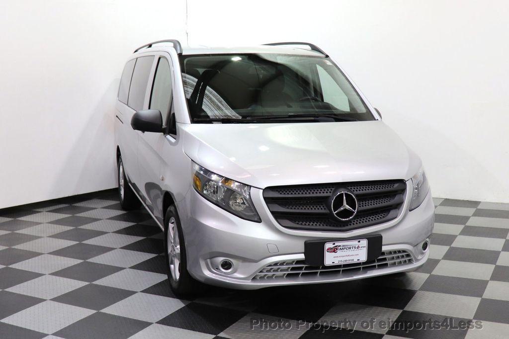 2016 Mercedes-Benz Metris Passenger Van CERTIFIED METRIS 7 PASSENGER NAV CAM BLUETOOTH - 18423155 - 14