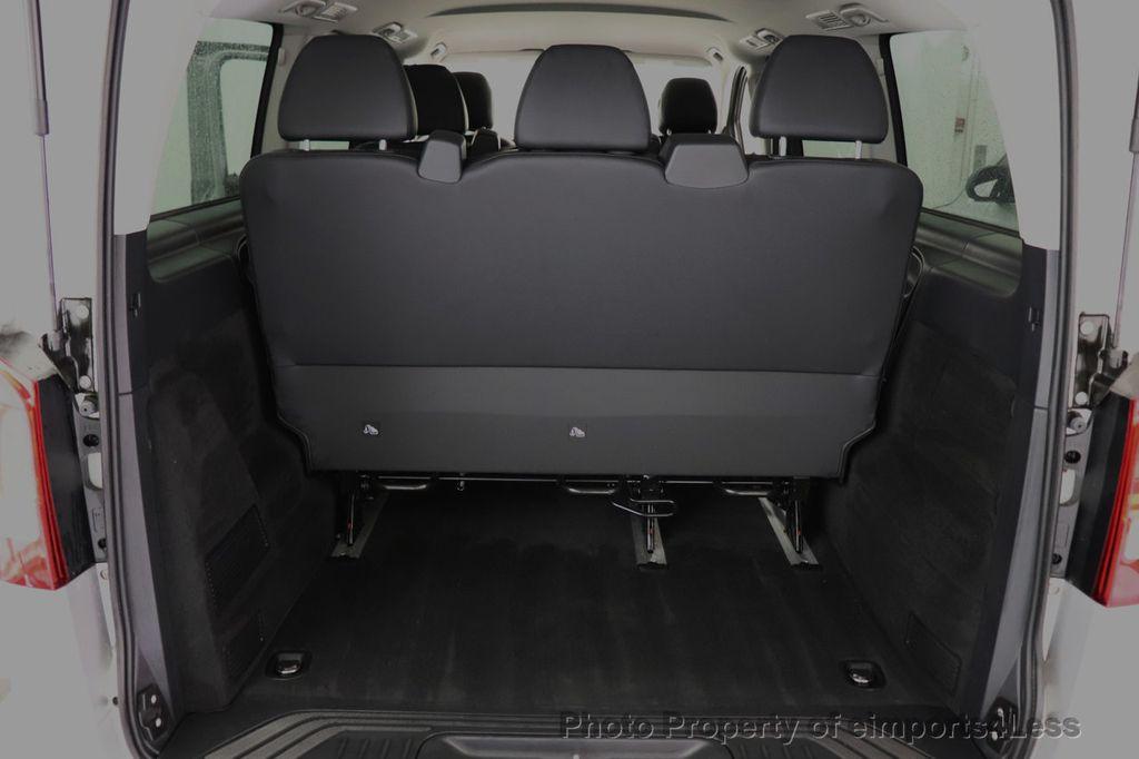 2016 Mercedes-Benz Metris Passenger Van CERTIFIED METRIS 7 PASSENGER NAV CAM BLUETOOTH - 18423155 - 21