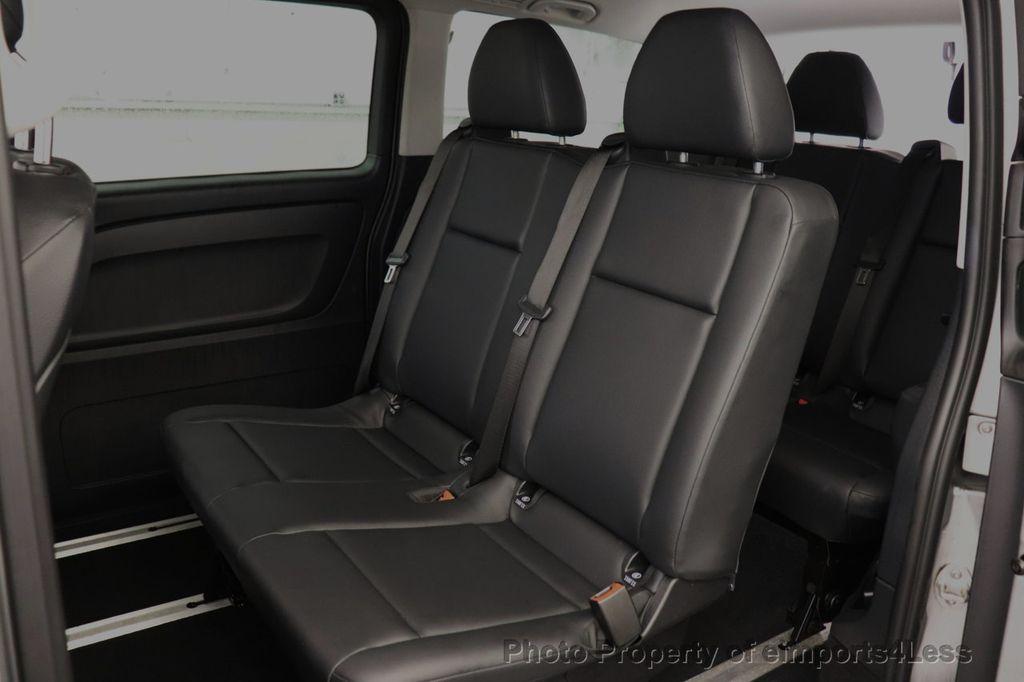 2016 Mercedes-Benz Metris Passenger Van CERTIFIED METRIS 7 PASSENGER NAV CAM BLUETOOTH - 18423155 - 35