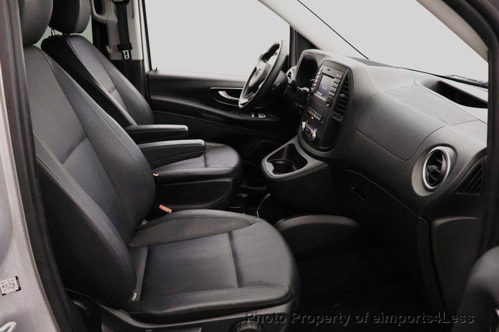 2016 Mercedes-Benz Metris Passenger Van CERTIFIED METRIS 7 PASSENGER NAV CAM BLUETOOTH - 18423155 - 38