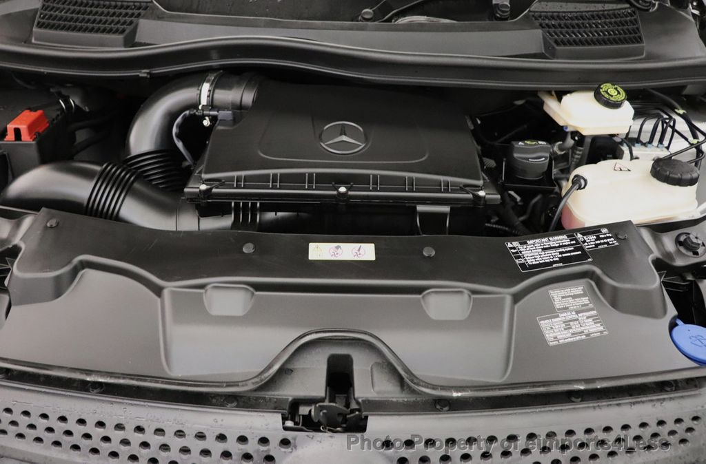 2016 Mercedes-Benz Metris Passenger Van CERTIFIED METRIS 7 PASSENGER NAVIGATION CAM BLUETOOTH - 18423154 - 19