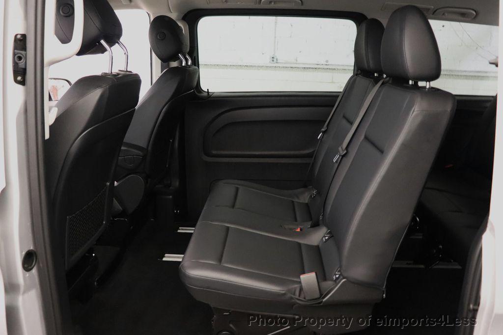 2016 Mercedes-Benz Metris Passenger Van CERTIFIED METRIS 7 PASSENGER NAVIGATION CAM BLUETOOTH - 18423154 - 35