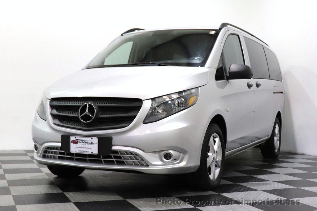 2016 Mercedes-Benz Metris Passenger Van CERTIFIED METRIS 7 PASSENGER NAVIGATION CAM BLUETOOTH - 18423154 - 42