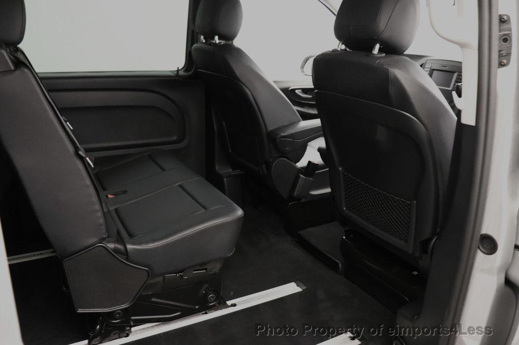 2016 Mercedes-Benz Metris Passenger Van CERTIFIED METRIS 7 PASSENGER NAVIGATION CAM BLUETOOTH - 18423154 - 50