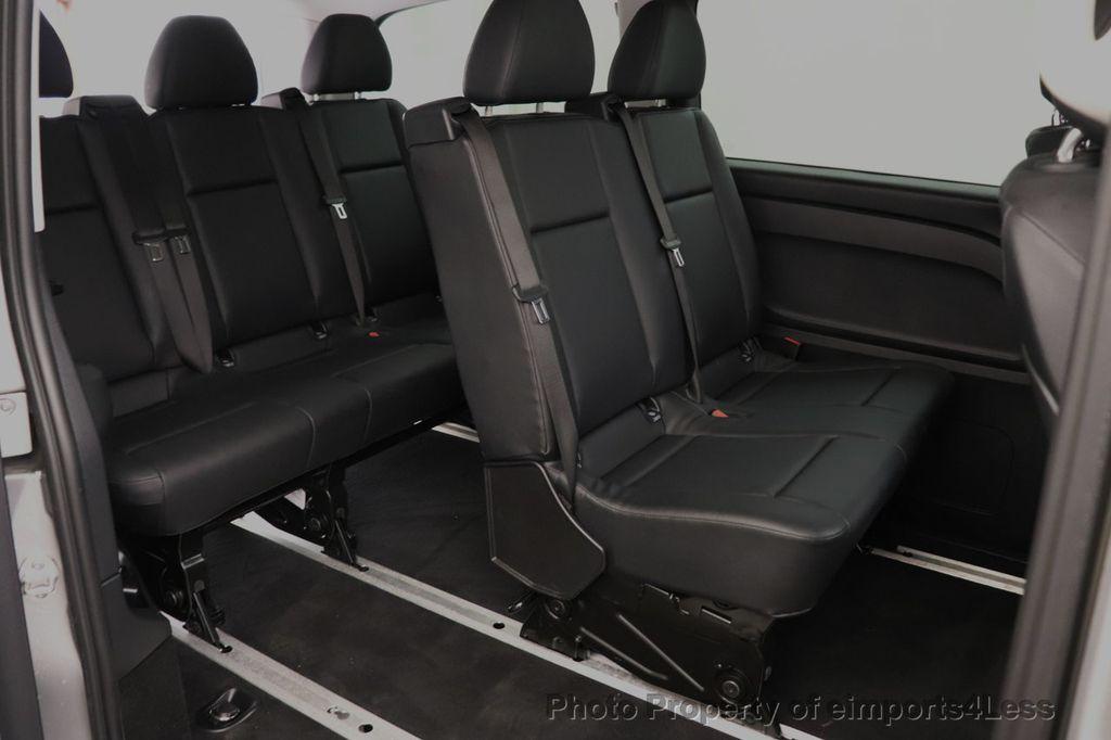 2016 Mercedes-Benz Metris Passenger Van CERTIFIED METRIS 7 PASSENGER NAVIGATION CAM BLUETOOTH - 18423154 - 8