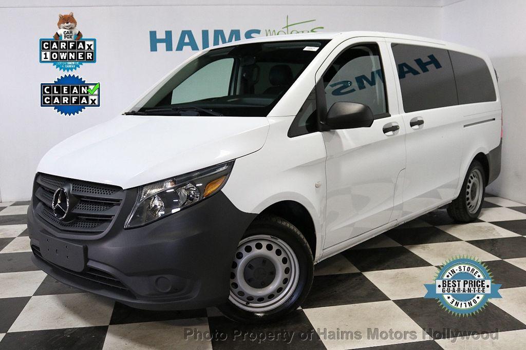 """2016 Mercedes-Benz Metris Passenger Van Metris Passenger Van RWD 126"""" - 18602922 - 0"""