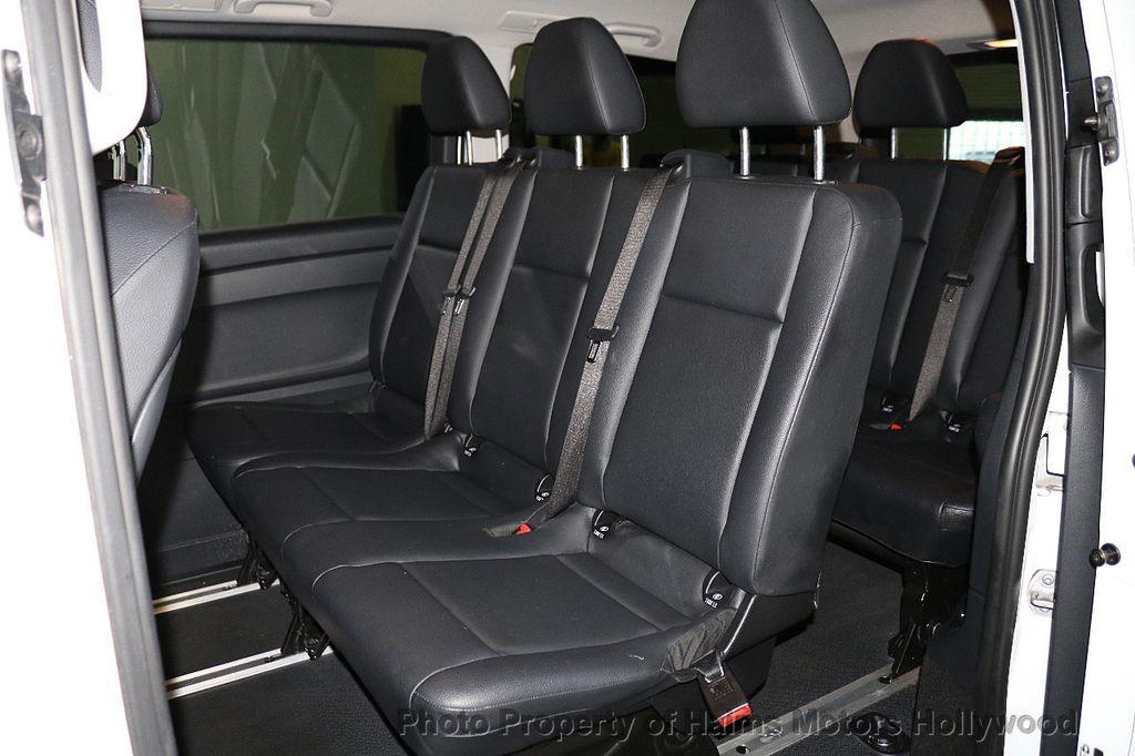 """2016 Mercedes-Benz Metris Passenger Van Metris Passenger Van RWD 126"""" - 18602922 - 16"""
