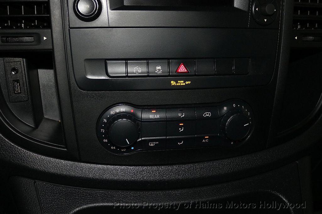 """2016 Mercedes-Benz Metris Passenger Van Metris Passenger Van RWD 126"""" - 18602922 - 21"""