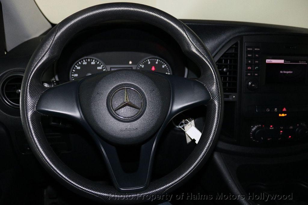 """2016 Mercedes-Benz Metris Passenger Van Metris Passenger Van RWD 126"""" - 18602922 - 24"""