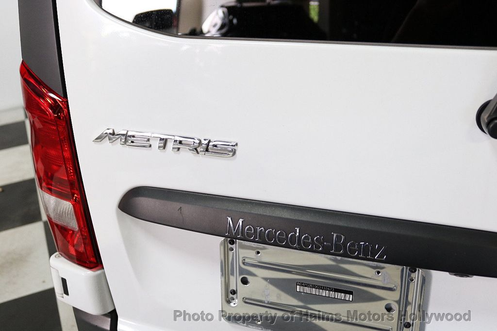 """2016 Mercedes-Benz Metris Passenger Van Metris Passenger Van RWD 126"""" - 18602922 - 7"""