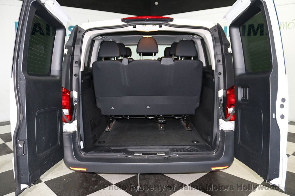 """2016 Mercedes-Benz Metris Passenger Van Metris Passenger Van RWD 126"""" - 18602922 - 8"""