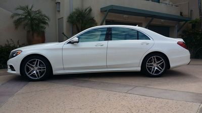 2016 Mercedes-Benz S550 S550 - Click to see full-size photo viewer