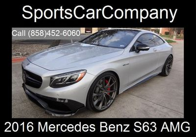 2016 Mercedes-Benz  S63 AMG Brabus Edition - Click to see full-size photo viewer