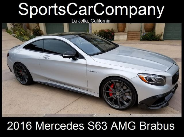 2016 Mercedes-Benz S63 AMG S63 AMG Brabus Edition - 17585401 - 17
