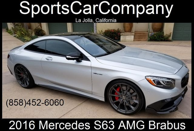 2016 Mercedes-Benz S63 AMG S63 AMG Brabus Edition - 17585401 - 1