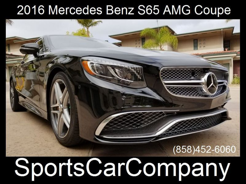 2016 Mercedes-Benz S65 AMG COUPE  - 17774504 - 3