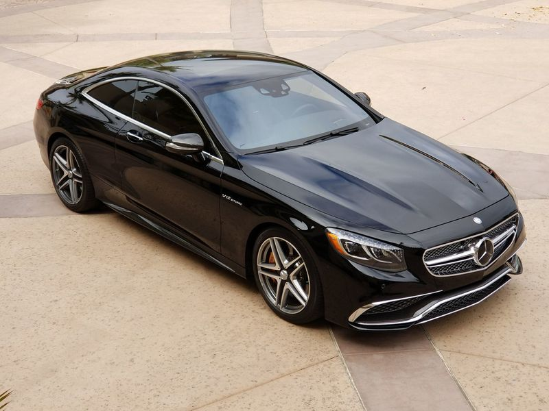 2016 Mercedes-Benz S65 AMG COUPE  - 17774504 - 8