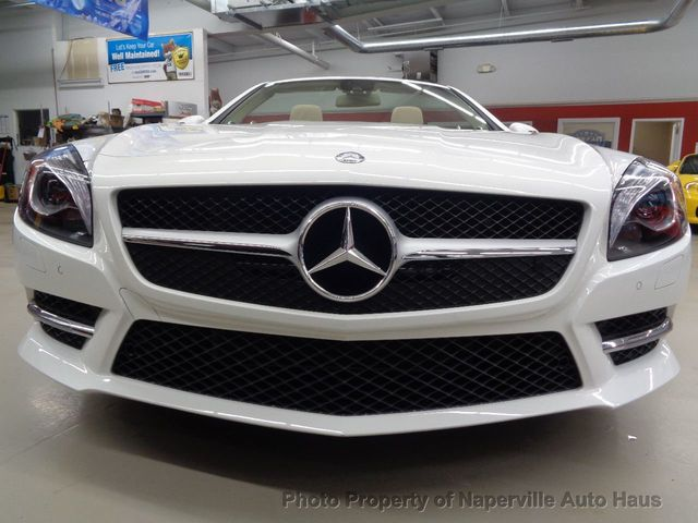 2016 Mercedes-Benz SL 2dr Roadster SL 400 - Click to see full-size photo viewer