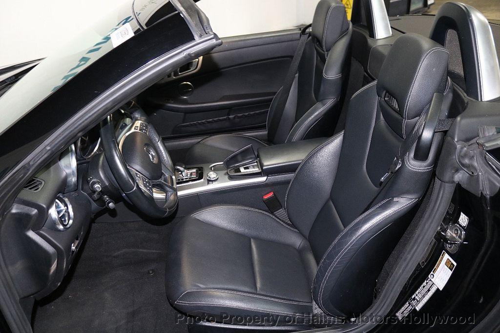 2016 Mercedes-Benz SLK 2dr Roadster SLK 300 - 18156042 - 15