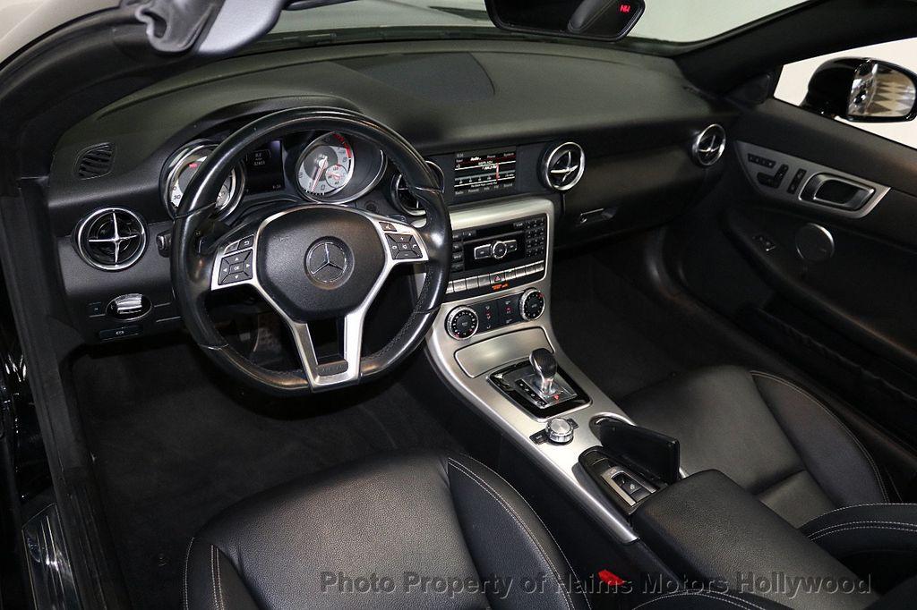 2016 Mercedes-Benz SLK 2dr Roadster SLK 300 - 18156042 - 16