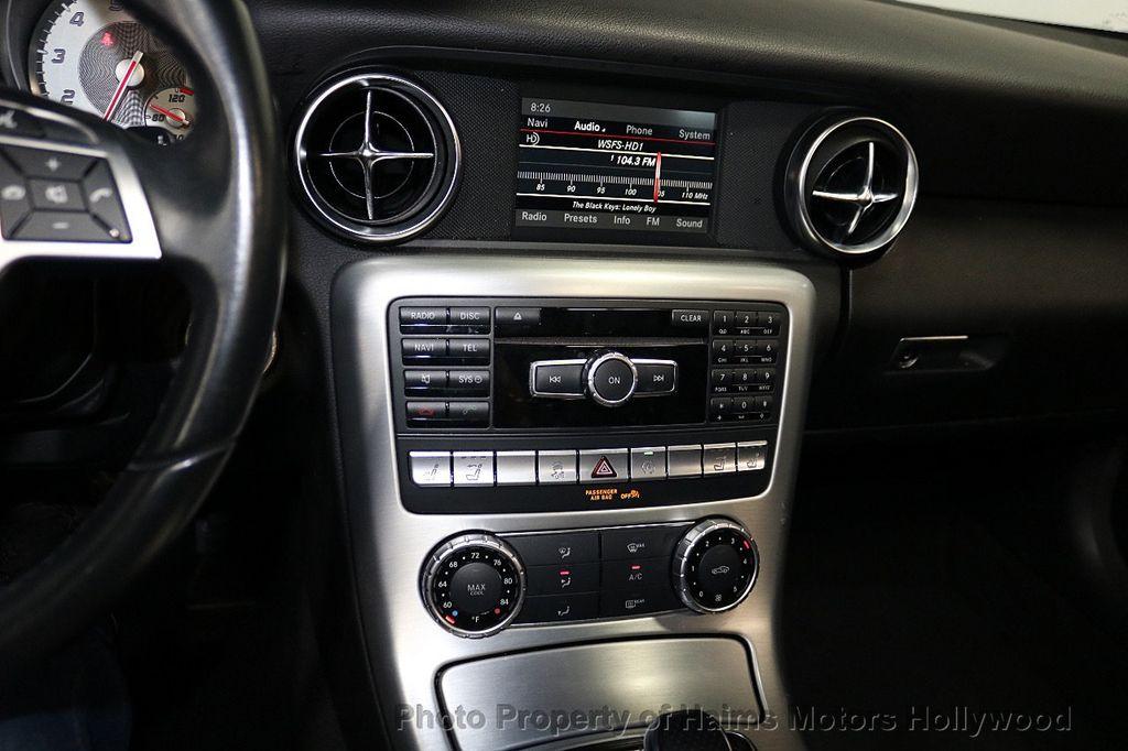 2016 Mercedes-Benz SLK 2dr Roadster SLK 300 - 18156042 - 17