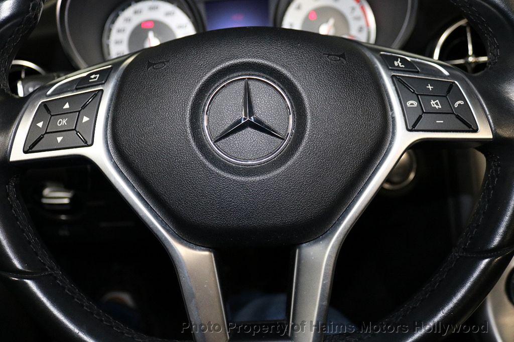 2016 Mercedes-Benz SLK 2dr Roadster SLK 300 - 18156042 - 26