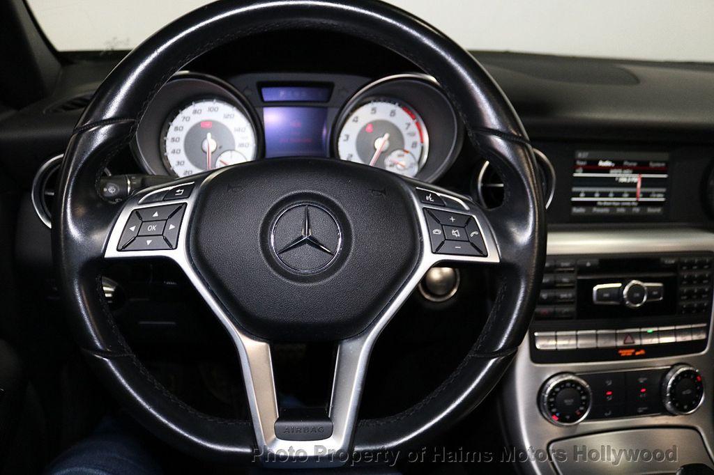 2016 Mercedes-Benz SLK 2dr Roadster SLK 300 - 18156042 - 27