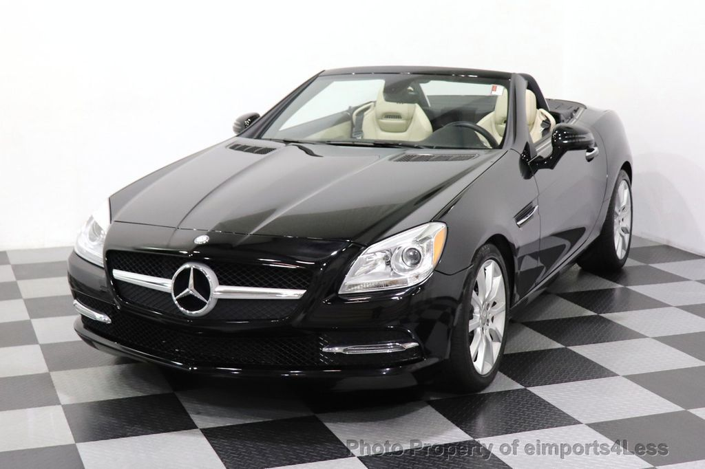 2016 Mercedes-Benz SLK CERTIFIED SLK300 HK AUDIO NAVIGATION - 18467687 - 18