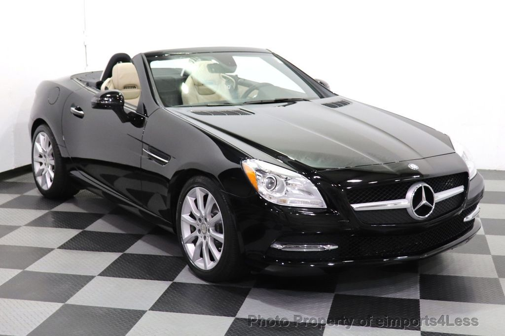 2016 Mercedes-Benz SLK CERTIFIED SLK300 HK AUDIO NAVIGATION - 18467687 - 31