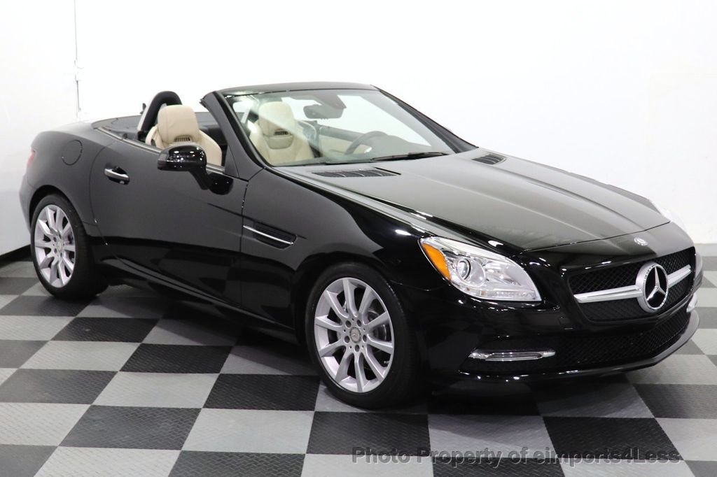 2016 Mercedes-Benz SLK CERTIFIED SLK300 HK AUDIO NAVIGATION - 18467687 - 40