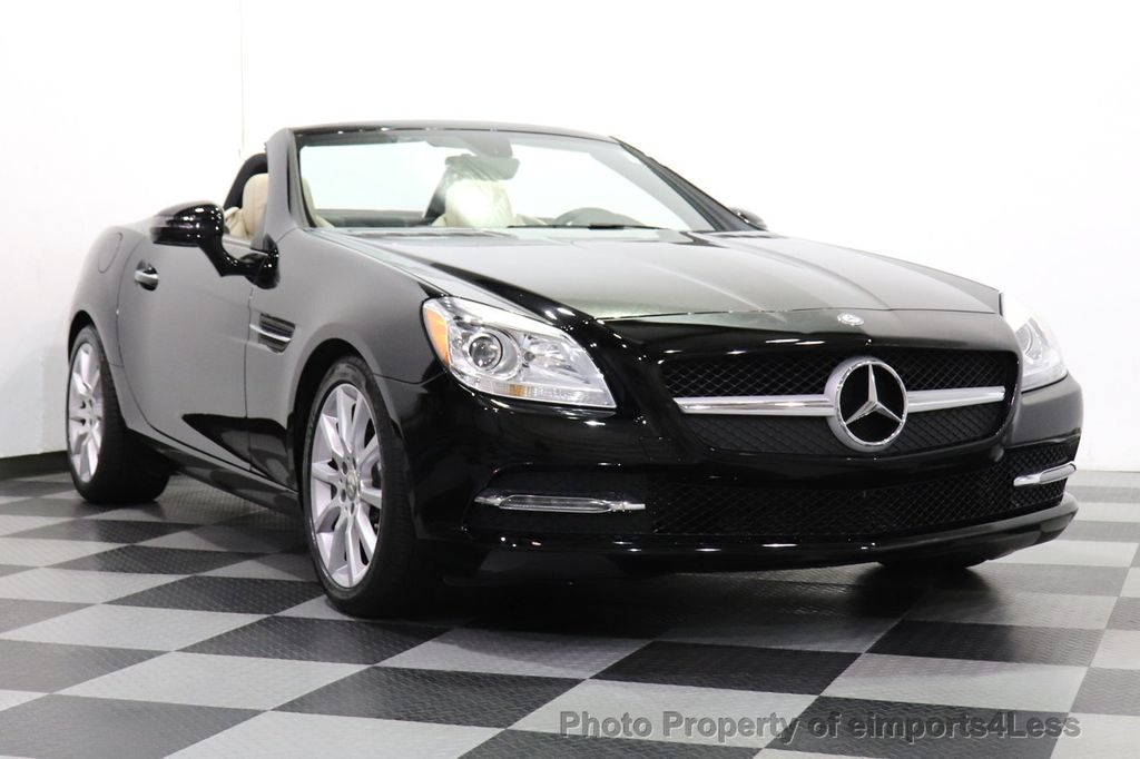 2016 Mercedes-Benz SLK CERTIFIED SLK300 HK AUDIO NAVIGATION - 18467687 - 8