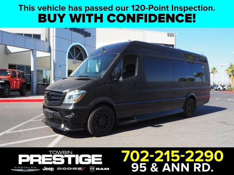 2016 Mercedes-Benz Sprinter Cargo Vans  - 17765144 - 0