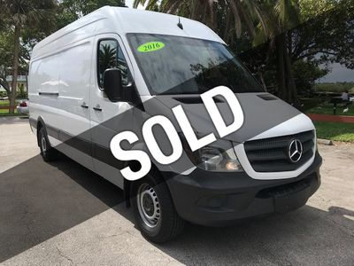 "2016 Mercedes-Benz Sprinter Cargo Vans RWD 2500 170"" EXT - Click to see full-size photo viewer"