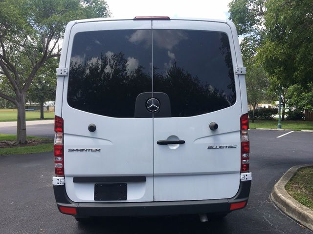 "2016 Mercedes-Benz Sprinter Passenger Vans RWD 2500 144"" - Click to see full-size photo viewer"
