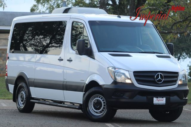 "2016 Mercedes-Benz Sprinter Passenger Vans RWD 2500 144"""