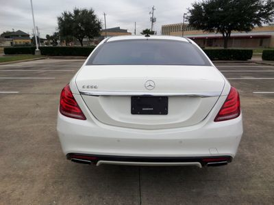 2016 Mercedes-Benz S-Class 2016 Mercedes-Benz 4dr Sedan 550 RWD, 1-Owner, 41k, Bluetooth !! - Click to see full-size photo viewer