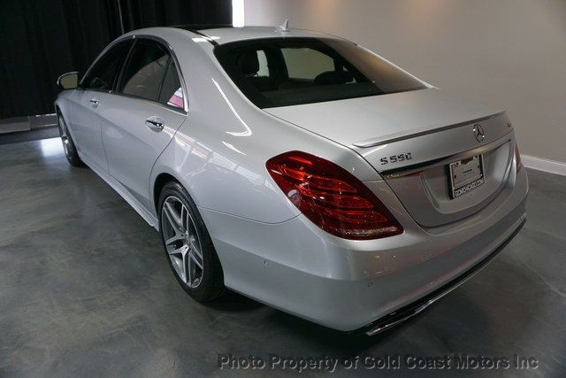 2016 Mercedes-Benz S-Class 4dr Sedan S 550 4MATIC - 19719016 - 10