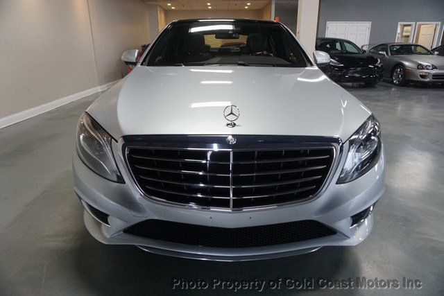 2016 Mercedes-Benz S-Class 4dr Sedan S 550 4MATIC - 19719016 - 12