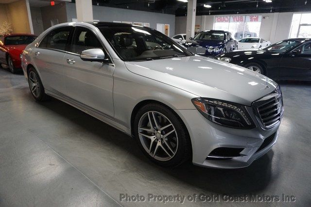 2016 Mercedes-Benz S-Class 4dr Sedan S 550 4MATIC - 19719016 - 1
