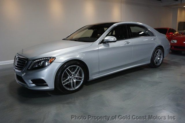 2016 Mercedes-Benz S-Class 4dr Sedan S 550 4MATIC - 19719016 - 2