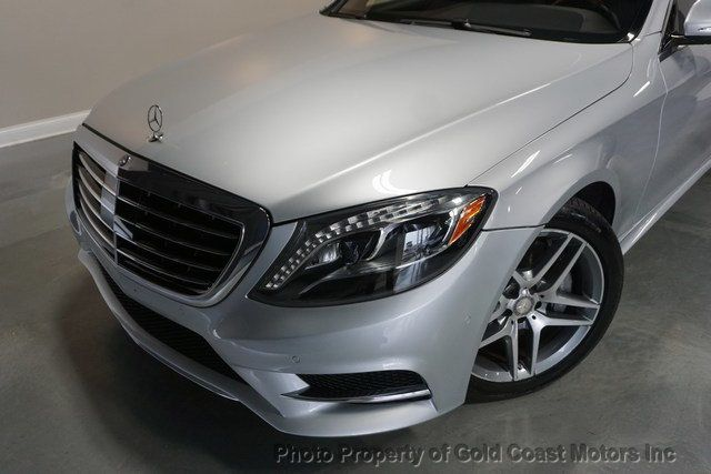 2016 Mercedes-Benz S-Class 4dr Sedan S 550 4MATIC - 19719016 - 33
