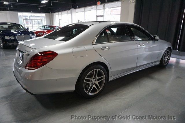 2016 Mercedes-Benz S-Class 4dr Sedan S 550 4MATIC - 19719016 - 34