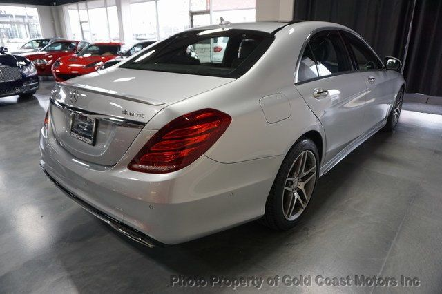 2016 Mercedes-Benz S-Class 4dr Sedan S 550 4MATIC - 19719016 - 35