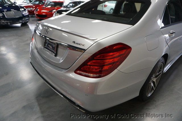 2016 Mercedes-Benz S-Class 4dr Sedan S 550 4MATIC - 19719016 - 46