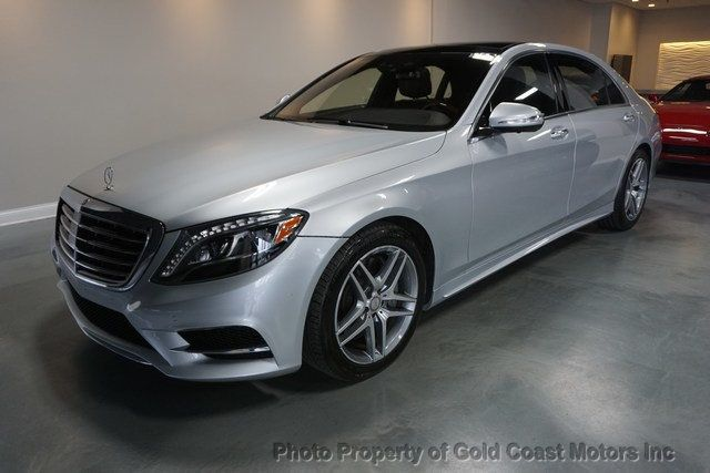 2016 Mercedes-Benz S-Class 4dr Sedan S 550 4MATIC - 19719016 - 4